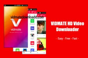 vidmate app free fast download